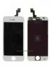 Apple iPhone 5S дисплей с тачскрином (белый), аналог