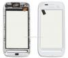 """Nokia 603 тачскрин белый 3.5"""""""
