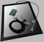 """Сенсорный экран GeneralTouch 17"""" 6001SU ПАВ в рамке, 6 мм"""