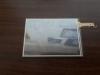 """Резистивный тачскрин 3.7"""" 77*55 мм, шлейф 4-х пр. 5 мм дл.ст."""